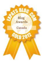 Canada expat blogs