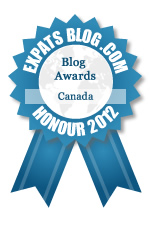 Expat blogs in Canada