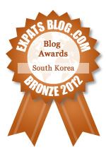 Expat blogs in Korea South