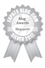 Expat Blog Award