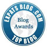 Expat Blog Awards Top Blog