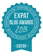 Expat Blog Awards 2013 Contest Entry