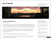 America country essay new old swede