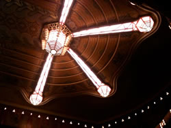 Inside the Tuschinski