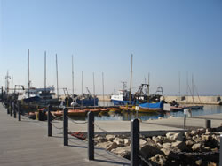 Jafa Port - the calm after and before the noise of Tel Aviv and Jaffa