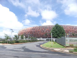 Soccer City, World Cup stadium