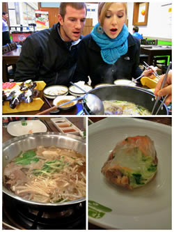 This is our favorite meal in Korea!