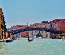 Italy to Los Angeles and Back
