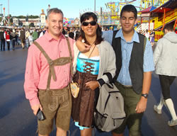 Munich Oktoberfest fun