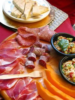 Umbrian Treats