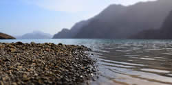 Peace and tranquility in nearby Musandam