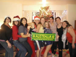 Aussie Christmas Party