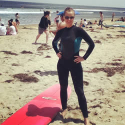 Surfing - a must do in Los Angeles