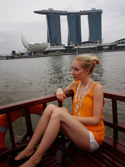 Meet Ang Moh Chick - Finnish expat living in Singapore