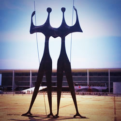 Exploring Incredible Architecture & Art in Brasilia