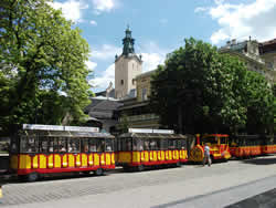 Downtown Lviv