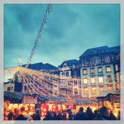 Mainz during the Christmas Market