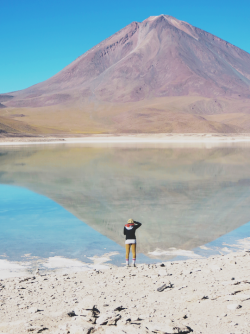 Photographing Bolivia's Andean plateau, el altiplano.
