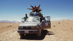 Road trip! Traveling to Salar de Uyuni, the world's largest salt flat, was one of the most amazing trips I've ever taken!