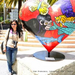 I left my heart in San Francisco during my solo trip to the U.S. back in July 2009.