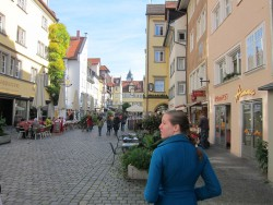 Lindau, one of the many adorable German cities