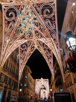 Christmas in Málaga