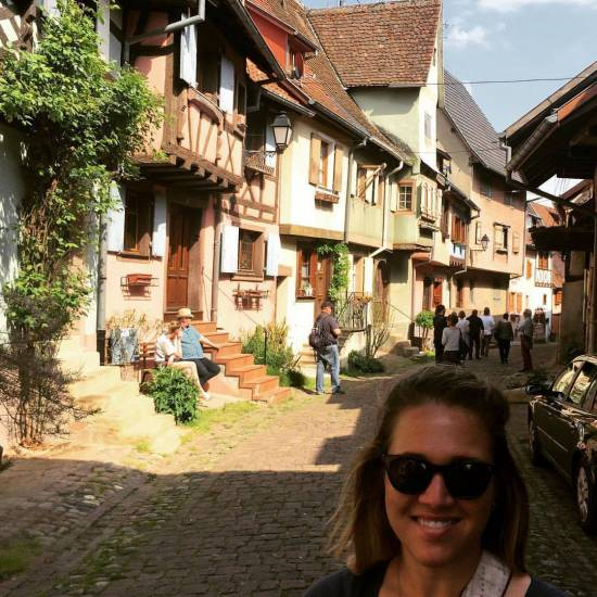 Expat living in germany interview with morgan Colmar beauty and the beast