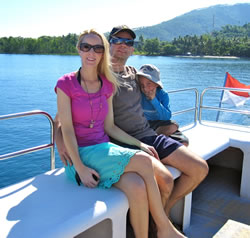 Our Spice Islands Adventure